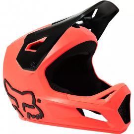 Fox Racing Yth Rampage Helmet, Ce Atomic Punch 2021