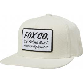 Fox Resin Snapback Hat 2019
