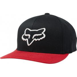 Fox Scheme 110 Snapback Hat Black/Red 2020
