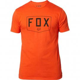 Fox Shield Short Sleeve Premium Tee Atomic Orange 2020