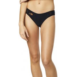 Fox Sponsored Swim Bottom Black