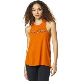 Fox Super Speedway Tank Orange