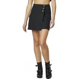 Fox Throttle Woven Skirt Black