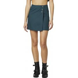 Fox Throttle Woven Skirt Green