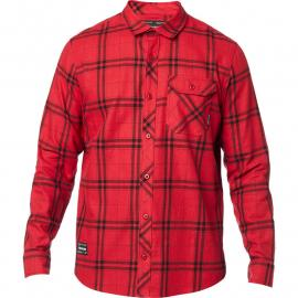 Fox Voyd 2.0 Flannel Cardinal 2020
