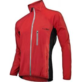 Funkier Waterproof Rain Jacket Red
