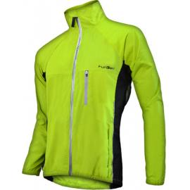 Funkier Waterproof Rain Jacket Yellow