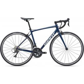 Giant Contend 1 Mens Road Metallic Navy 2021