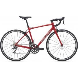 Giant Contend 2 Mens Road Racing Red 2021