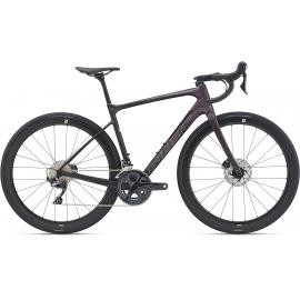 Giant Defy Advanced Pro 2 Road Bike Rosewood/Black 2021