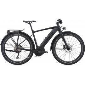 Giant FastRoad E+ EX Pro 25km/h Ebike Black 2021