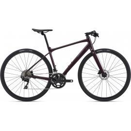 Giant FastRoad SL 1 Mens Road Wine Purple 2021