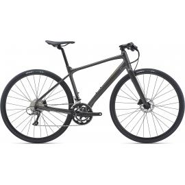 Giant FastRoad SL 3 Mens Road Metallic Black 2021