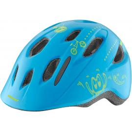 Giant Holler  Youth Helmet Youth Blue