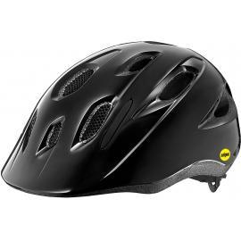 Giant Hoot Mips Youth Helmet Youth Gloss Black