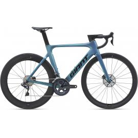 Giant Propel Advanced Pro 0 Disc Road Bike Chrysocolla 2021