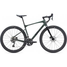 Giant Revolt Advanced 0 Road Bike Balsam Green 2021