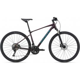 Giant Roam 0 Disc Mens Hybrid Rosewood 2021