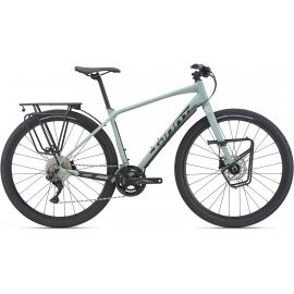 Giant ToughRoad SLR 1 Hybrid Bike Slate Gray 2021