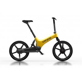 Gocycle Electric G3C Special Edition Yellow/Black