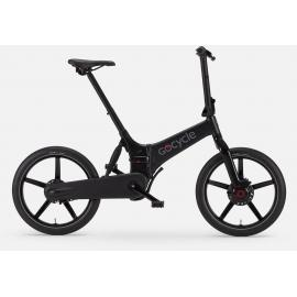 Gocycle Electric G4 (Front Brake Right) Matte Black 2021