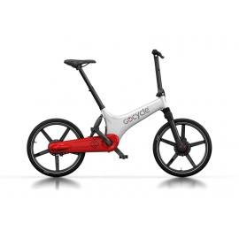 Gocycle Electric GS White/Red