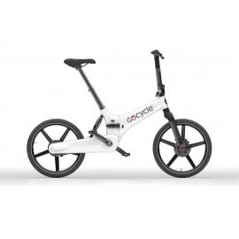 Gocycle Electric GXi White