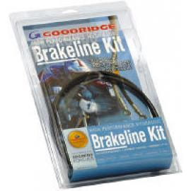 Goodridge Hope C2 Brakeline Kit Rear
