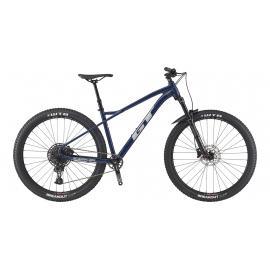 GT 29 M Zaskar LT Al Elite MTB Dark Blue 2021