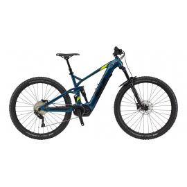 GT eForce Current E-MTB Deep Teal 2021