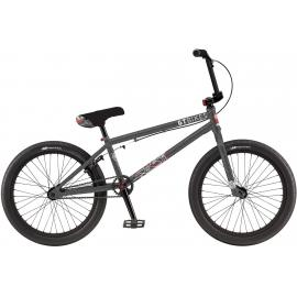 GT Team Kachinsky BMX Silver 2021
