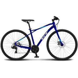 GT Transeo Sport Hybrid Blue 2021