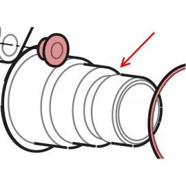GT Verb Bottom Bracket Pivot Male