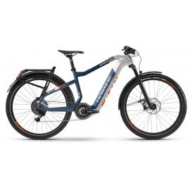 Haibike XDURO Adventr 5.0 Flyon Electric Bike 2021