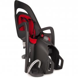 Hamax Caress Child Bike Seat Grey/Red (Pannier Rack Version)