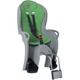 Hamax Kiss Child Bike Seat Grey/Green