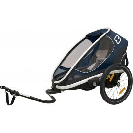 Hamax Outback One Child Bike Trailer Navy