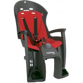 Hamax Siesta Child Bike Seat Grey/Red (Pannier Rack Version)