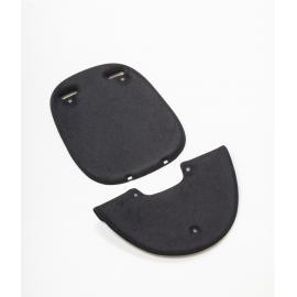 Hamax Upholstery Caress Black