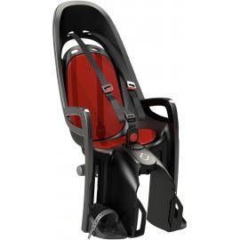 Hamax Zenith Child Bike Seat Grey/Red (Pannier Rack Version)
