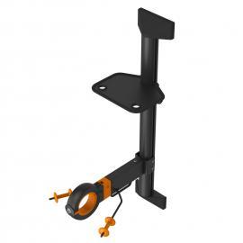 Hangman System 2 Lockable Wall Bike Mount
