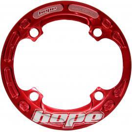 Hope Aluminium Bash Ring Red