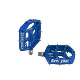 Hope F20 Flat Pedal Blue