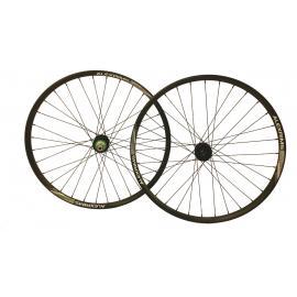 Hope Pro 4 27.5 Alex Volar Black Wheelset