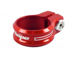 Hope Seat Clamps Red
