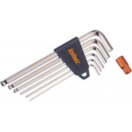 Ice Toolz 2-8mm Hex Allen Key Set