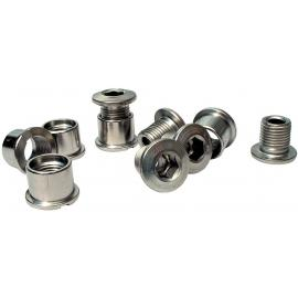 ID Chainring Bolts 6061 Alloy Hex Double
