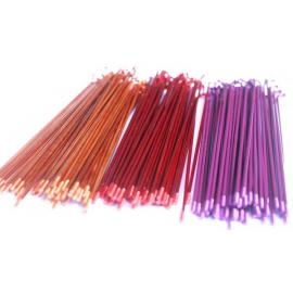 Ilegal Translucent Spokes Red 186mm