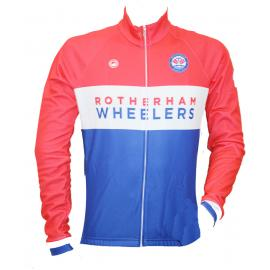 Rotherham Wheelers Winter Roubaix Jersey