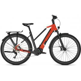 Kalkhoff ENTICE 5.B MOVE+ Ebike Trapez Black / Red Orange 2021